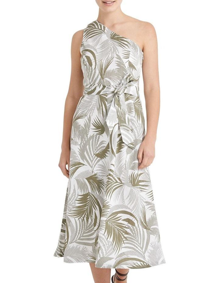 Settia Linen Dress image 1