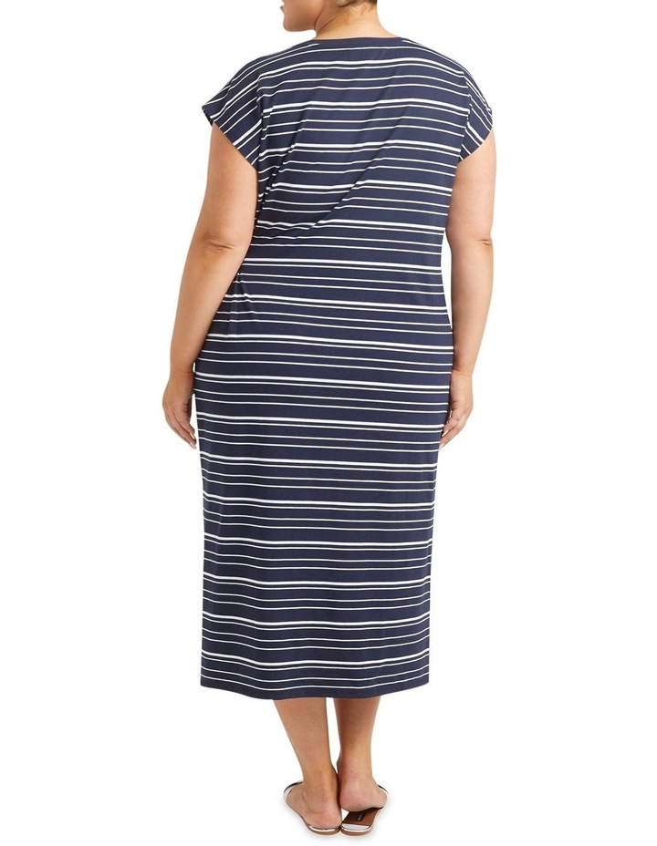 Selma Midi Stripe Dress image 2