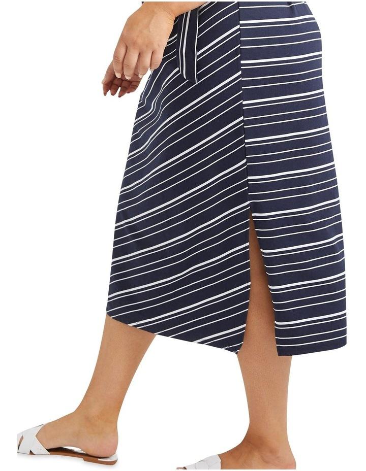 Selma Midi Stripe Dress image 4