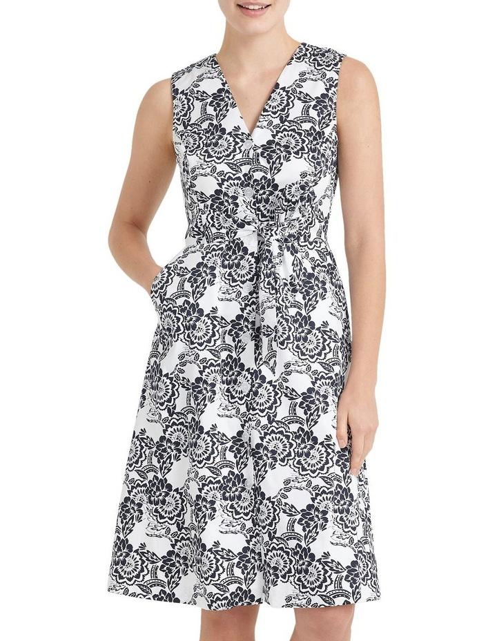 Lucia Printed Dress image 1
