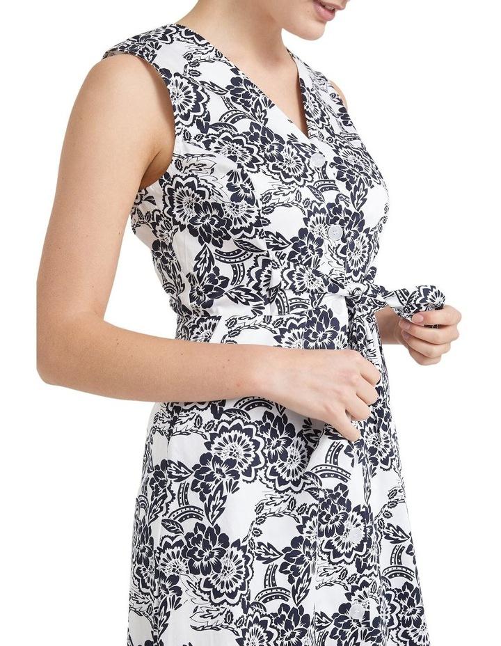 Lucia Printed Dress image 4