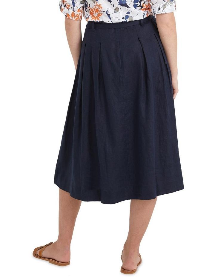 Eliza Linen Skirt image 2