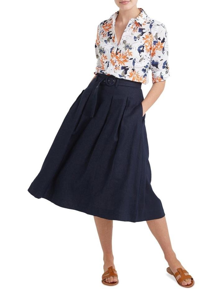 Eliza Linen Skirt image 3