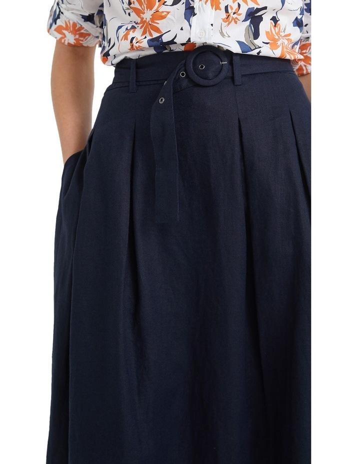 Eliza Linen Skirt image 4