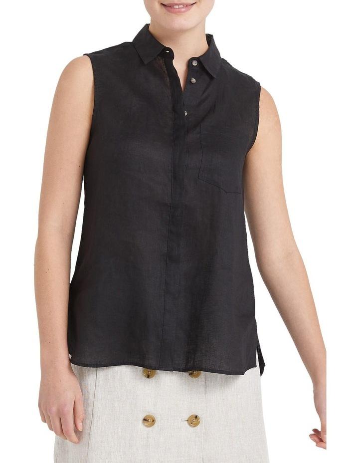 Daisy Sleeveless Shirt image 2