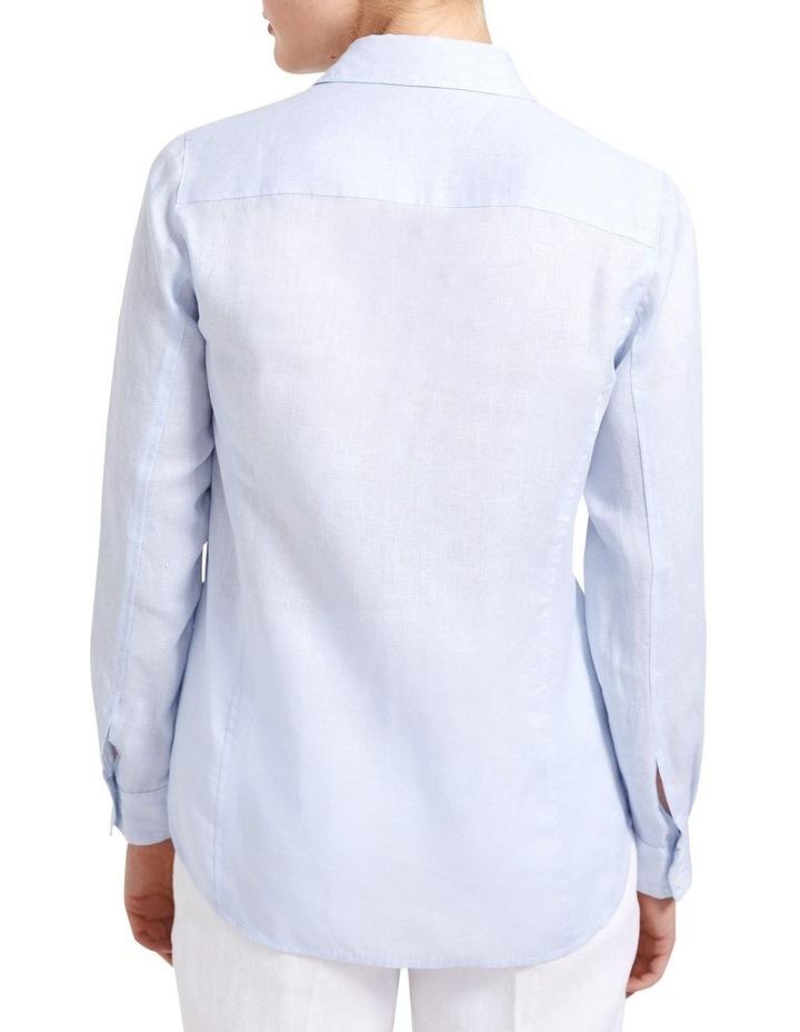 Daisy Linen Shirt image 3