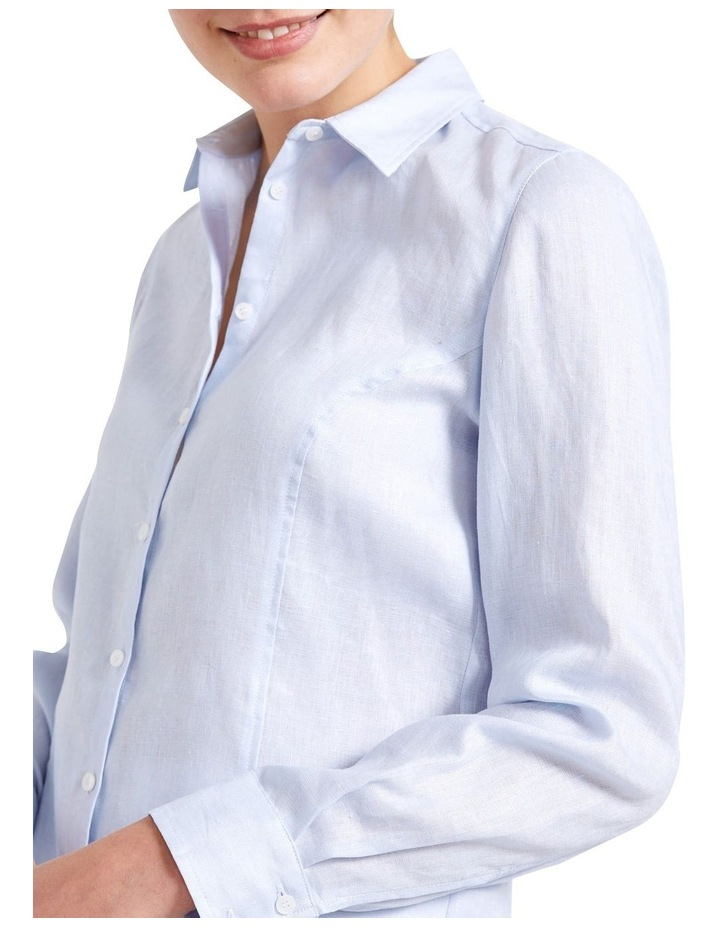 Daisy Linen Shirt image 5