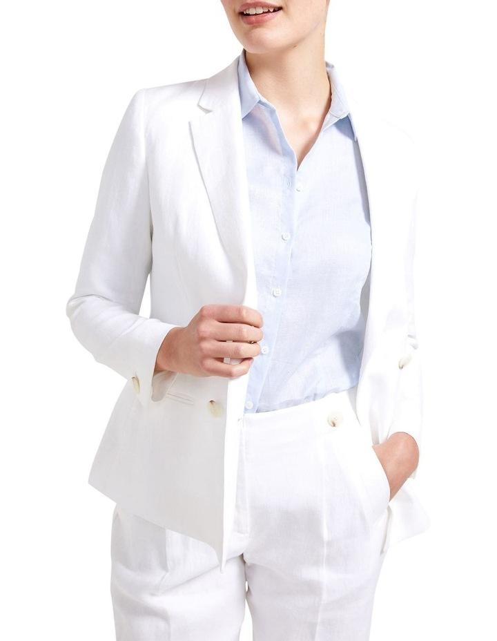 Daisy Linen Shirt image 6