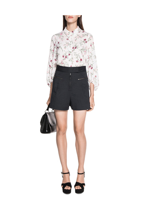 Cue - Baby Floral Georgette Shirt