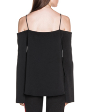 Cue - Split Sleeve Off The Shoulder Top