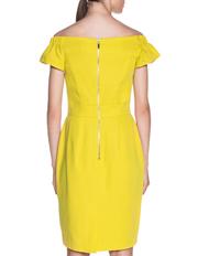 Cue - Off The Shoulder Tulip Dress