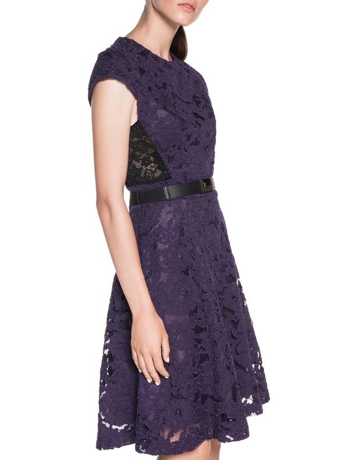 Contrast Lace Dress image 2