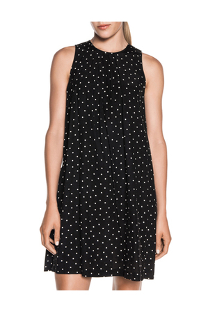 Cue - Scattered Spot Trapeze Dress