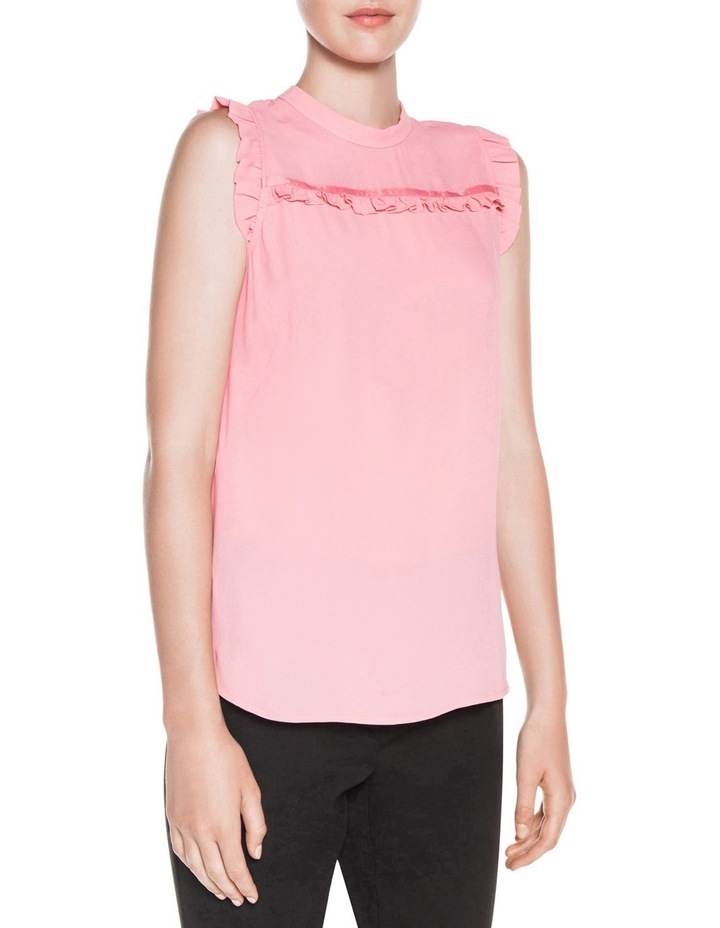 Georgette Baby Frill Top image 1