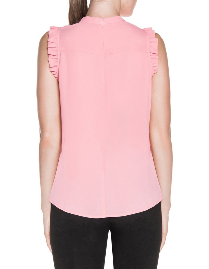 Georgette Baby Frill Top image 2