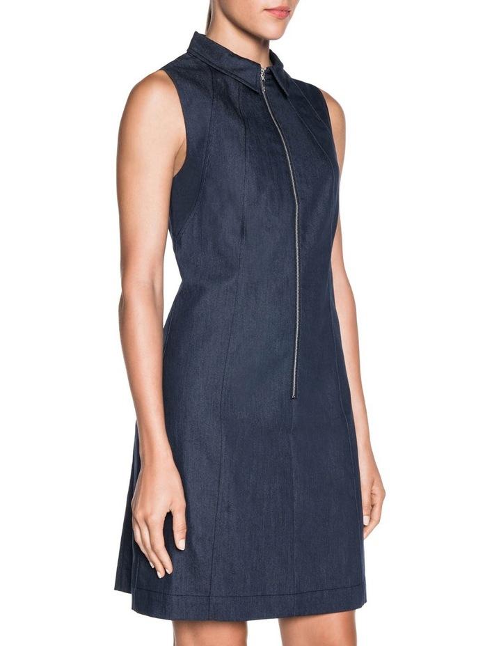 A-Line Denim Dress image 1