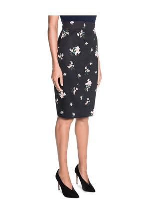 Cue - Floral Pencil Skirt