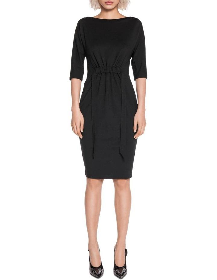 Double Knit Magyar Sleeve Dress image 1
