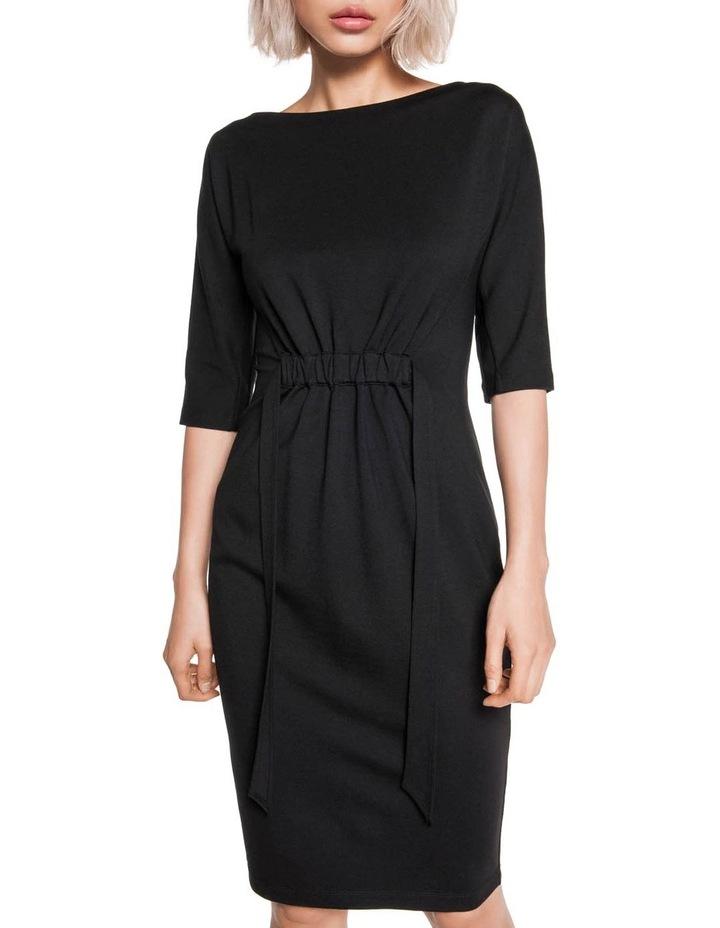 Double Knit Magyar Sleeve Dress image 2