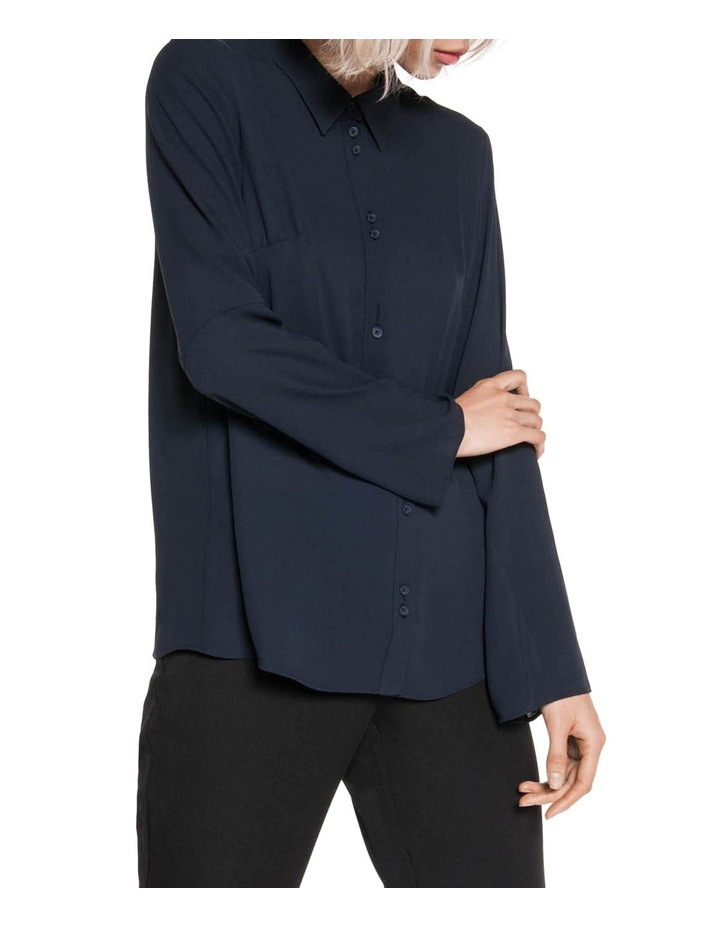 Georgette Relaxed Shirt image 2