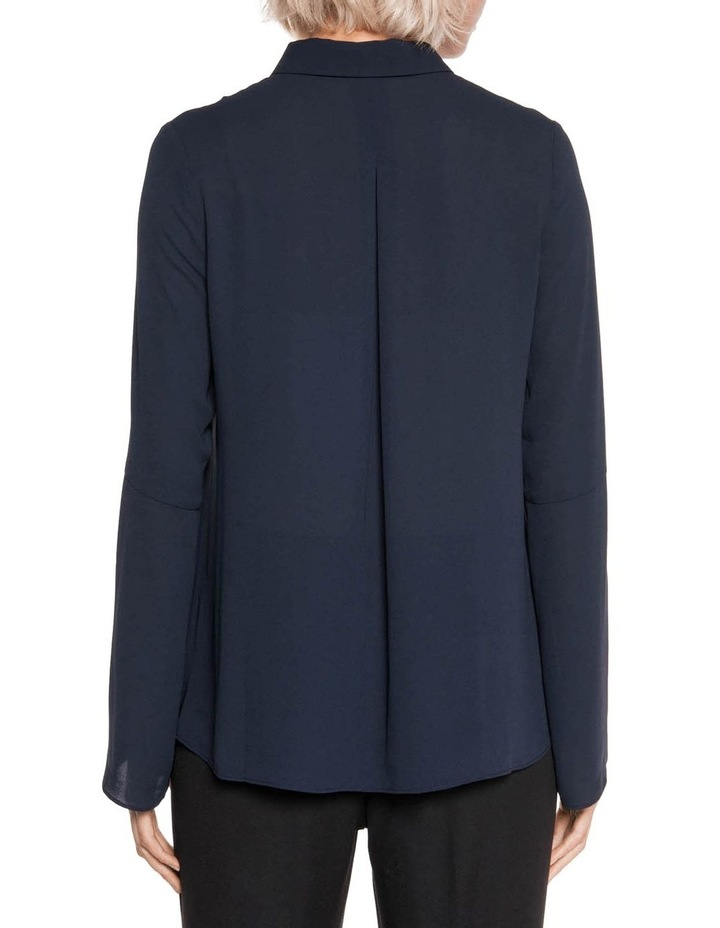 Georgette Relaxed Shirt image 3