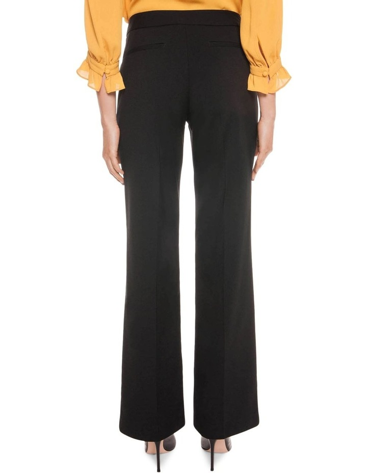 Angled Pocket Wide Leg Suit Pant image 2
