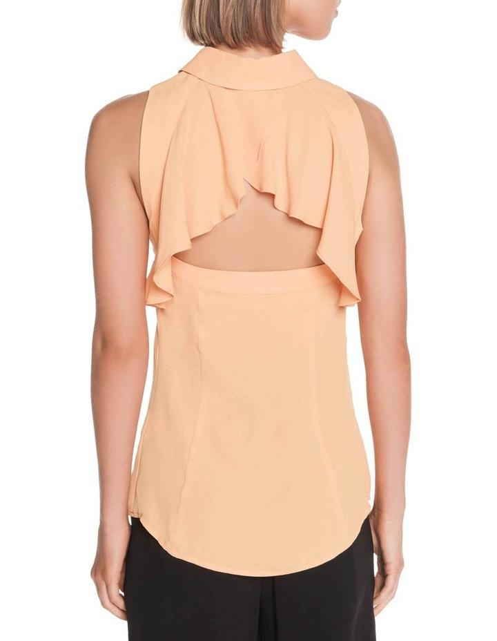Georgette Sleeveless Shirt image 3