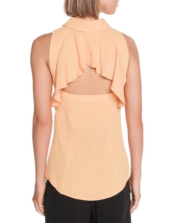 Georgette Sleeveless Shirt image 6