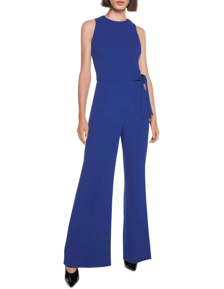 Triple Dobby Wide Leg Jumpsuit image 1