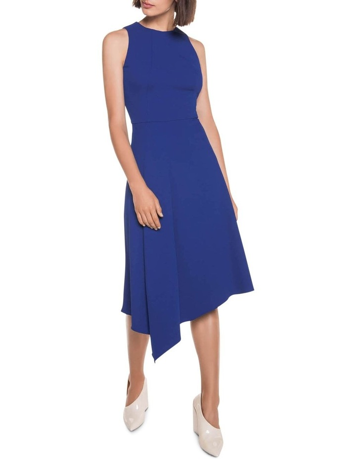 Triple Dobby Midi Dress image 1