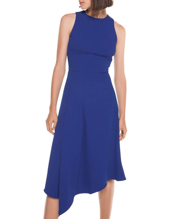 Triple Dobby Midi Dress image 2