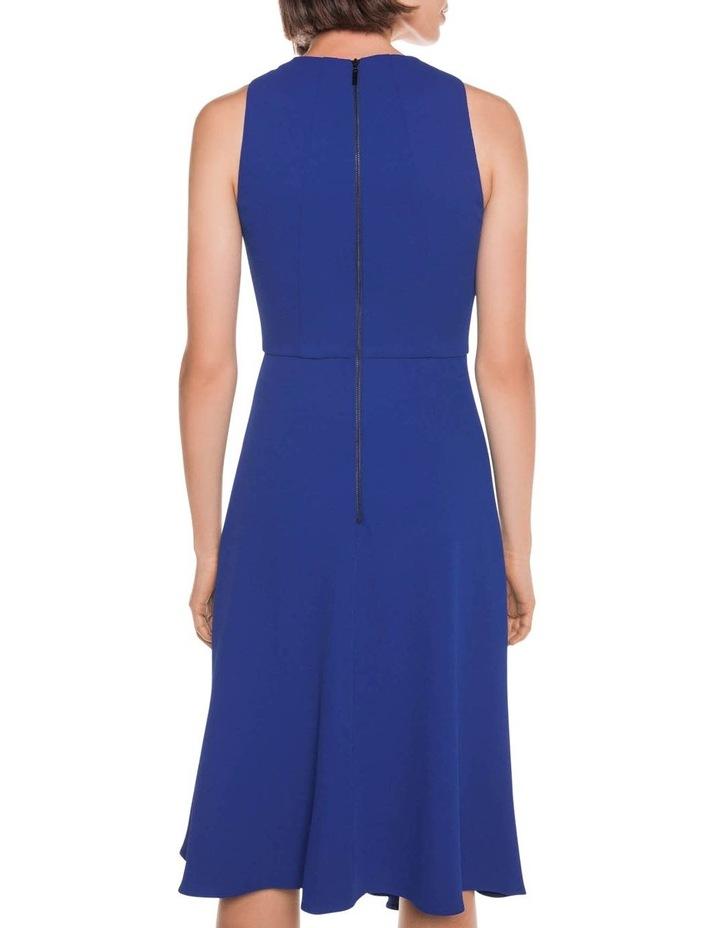 Triple Dobby Midi Dress image 3