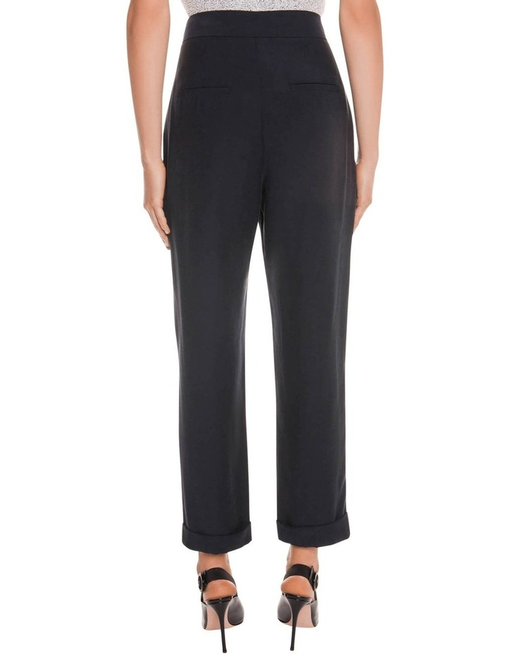 Drapey Pique Slim Pant image 3