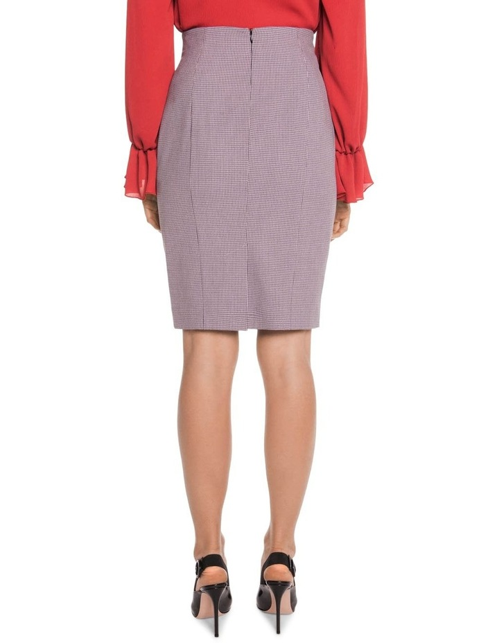 Cross Hatch Pencil Skirt image 2