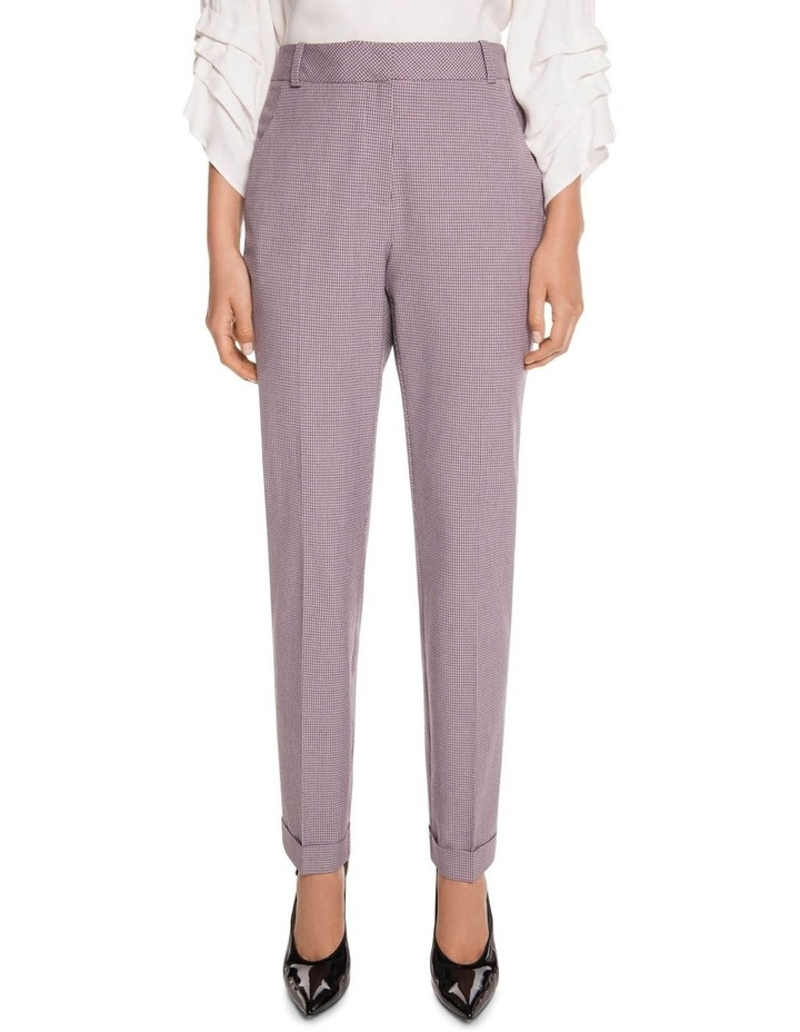 Cross Hatch Cuffed Pant image 1