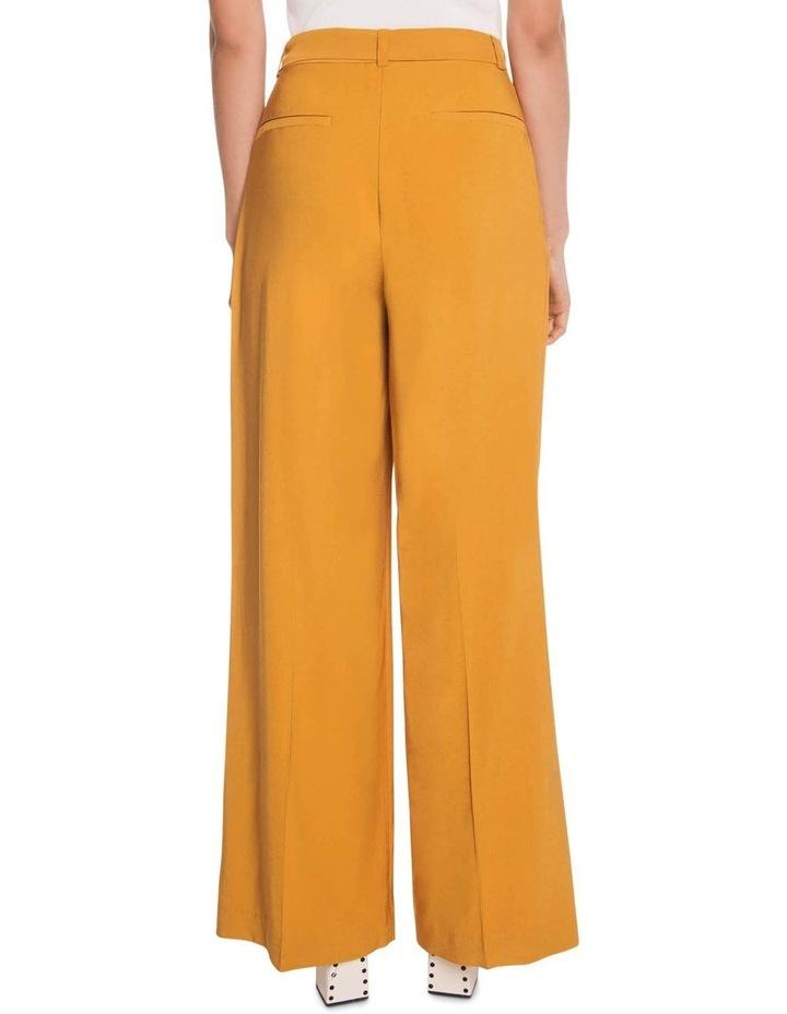 Mustard Wide Leg pant image 3