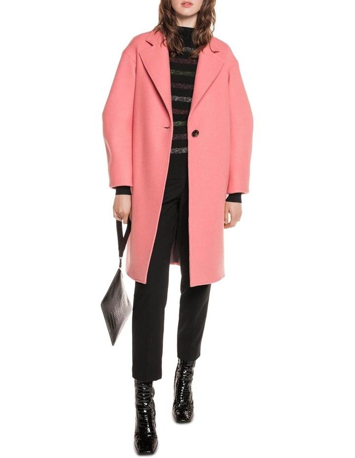 Pink Twill Coat image 1