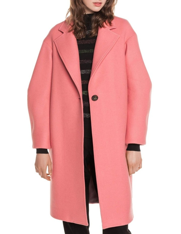 Pink Twill Coat image 2