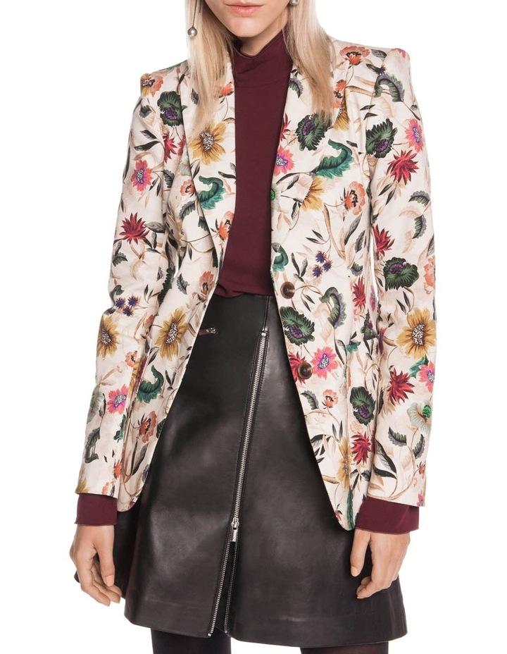Vivid Floral Blazer image 2