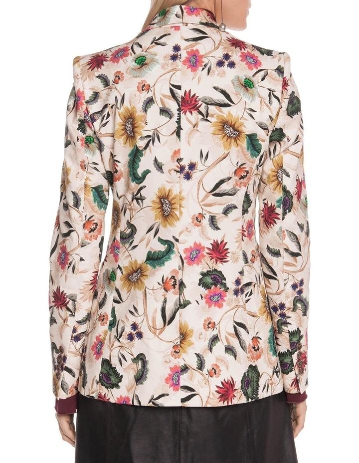 Vivid Floral Blazer image 3