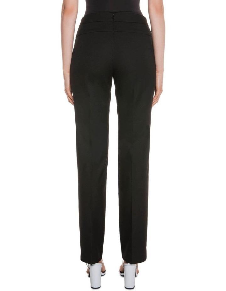 Twill Straight Leg Pant image 3