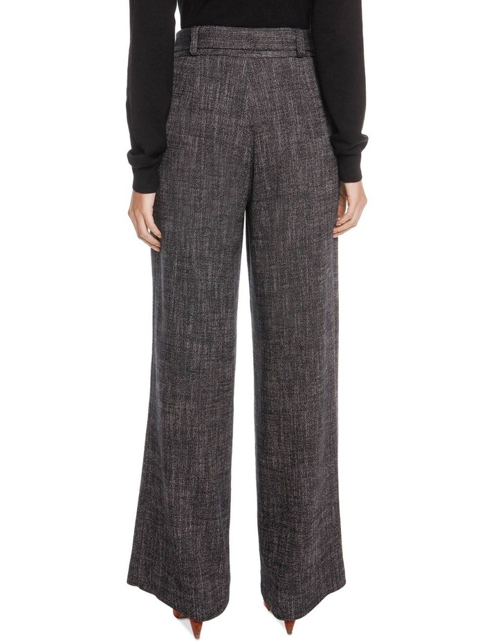 9d582269 Cue Brushed Tweed Belted Pant