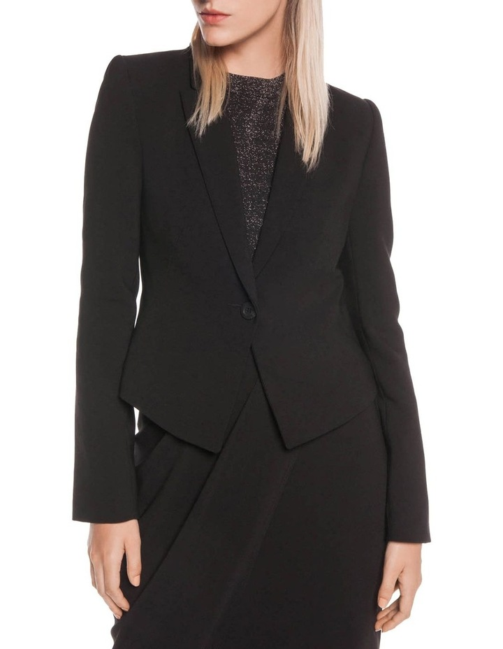 Single Button Blazer image 2