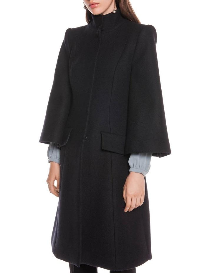 Ink Kimono Sleeve Coat image 2