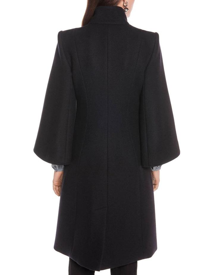 Ink Kimono Sleeve Coat image 3
