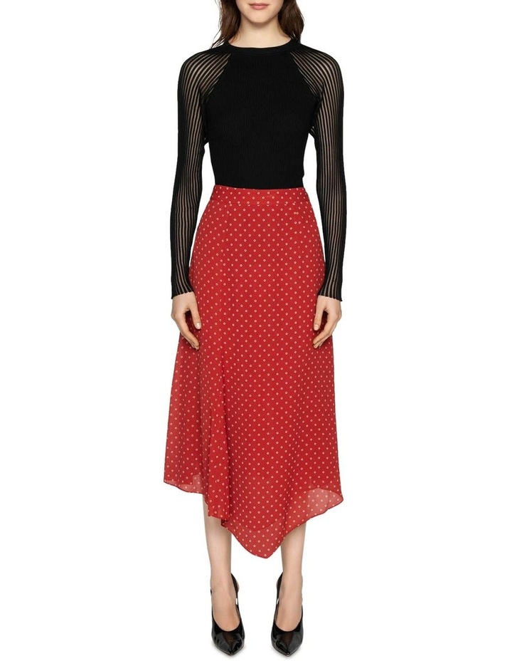 Spot Asymmetric Skirt image 1