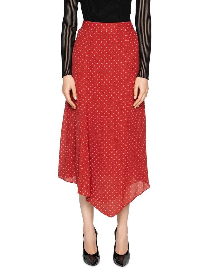 Spot Asymmetric Skirt image 2
