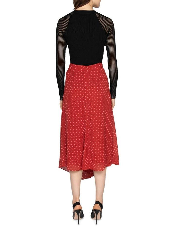 Spot Asymmetric Skirt image 3