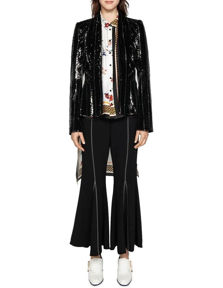Sequin Tuxedo Jacket image 1