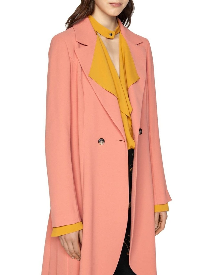 Crepe Belted Trench image 2